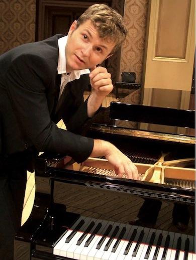 Klavírny recitál – Ladislav Fančovič