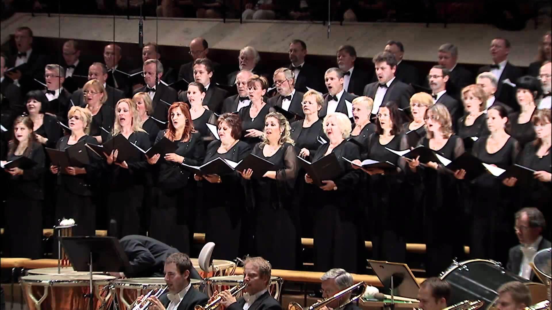 """""""Magnum mysterium"""" – Slovenský filharmonický zbor"""