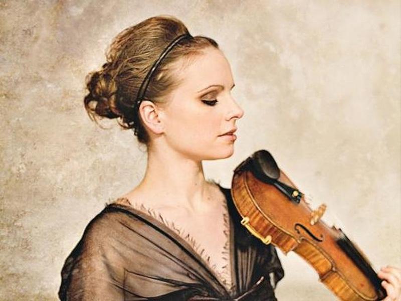 Julia Fischer – husľový recitál