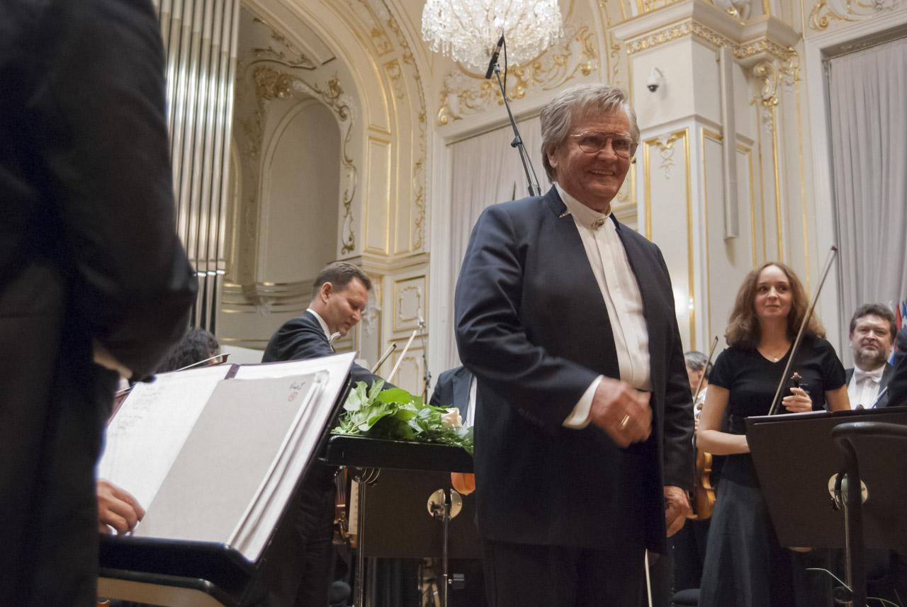 Veľký symfonický orchester P. I. Čajkovského,  Vladimir Fedosejev, Andrej Baranov