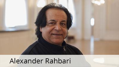 Alexander Rahbari, dirigent