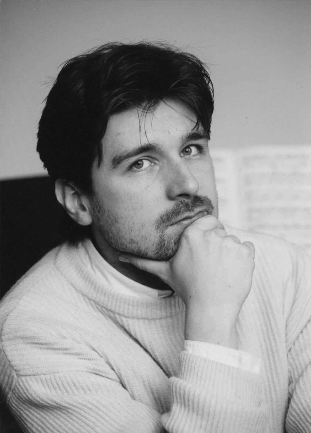 Daniel Buranovský, klavír