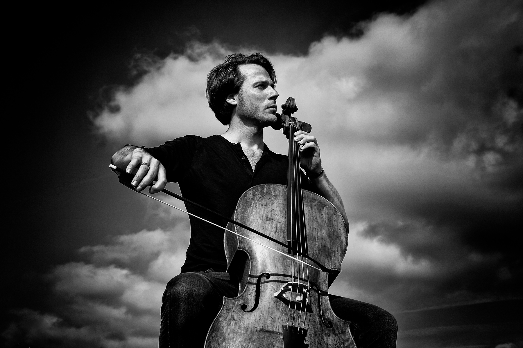Michal Sťahel, cello