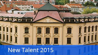New Talent 2015