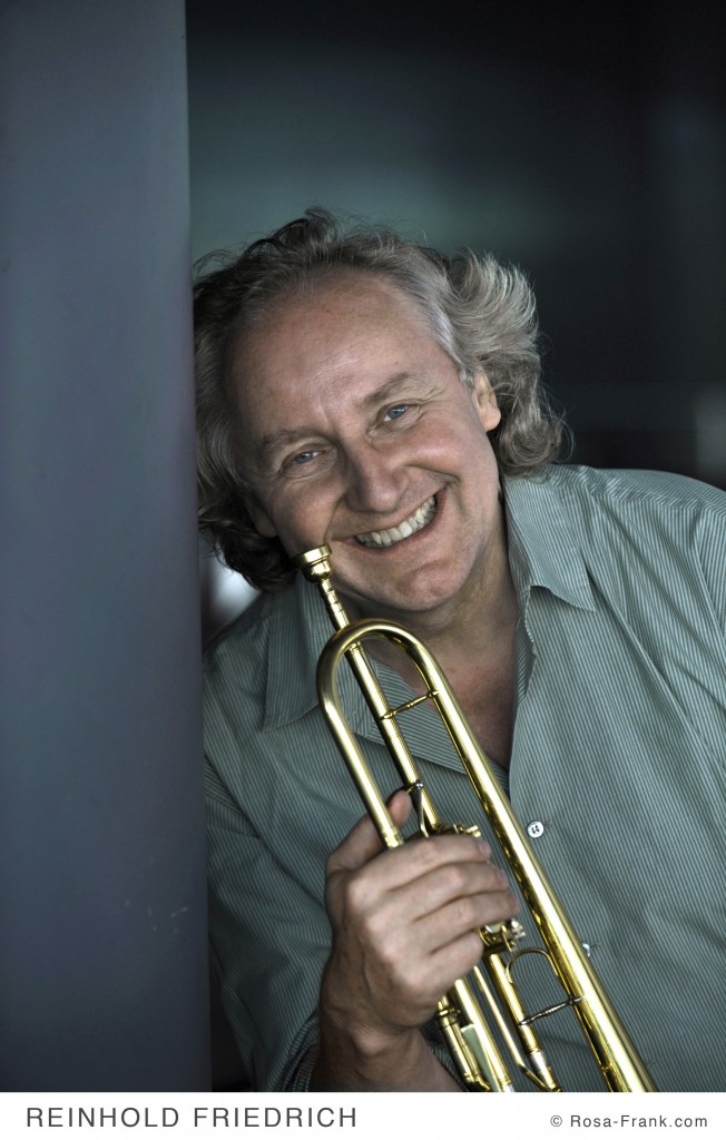 Reinhold Friedrich, trúbka