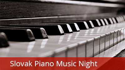 Slovak Piano Music Night
