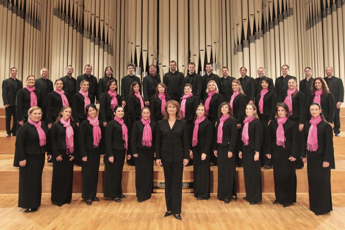 The Slovak Sinfonietta Žilina, Lúčnica Choir
