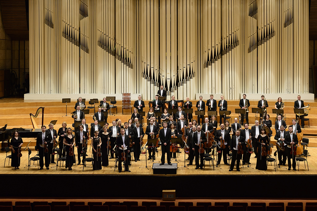 New Talent – Final, Slovak Radio Symphony Orchestra, Boian Videnoff