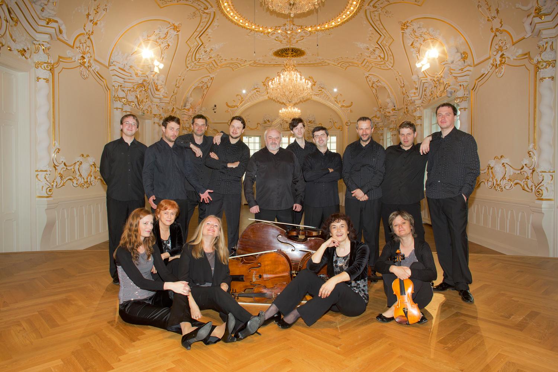 Slovak chamber orchestra bratislava music festival for Chambre orchestra