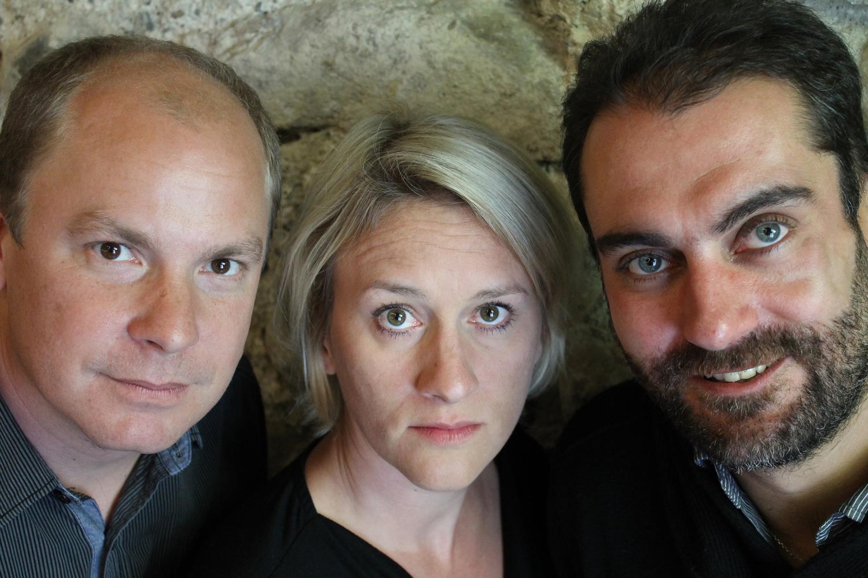 Trio Pristašová – Bohó – Zaugg