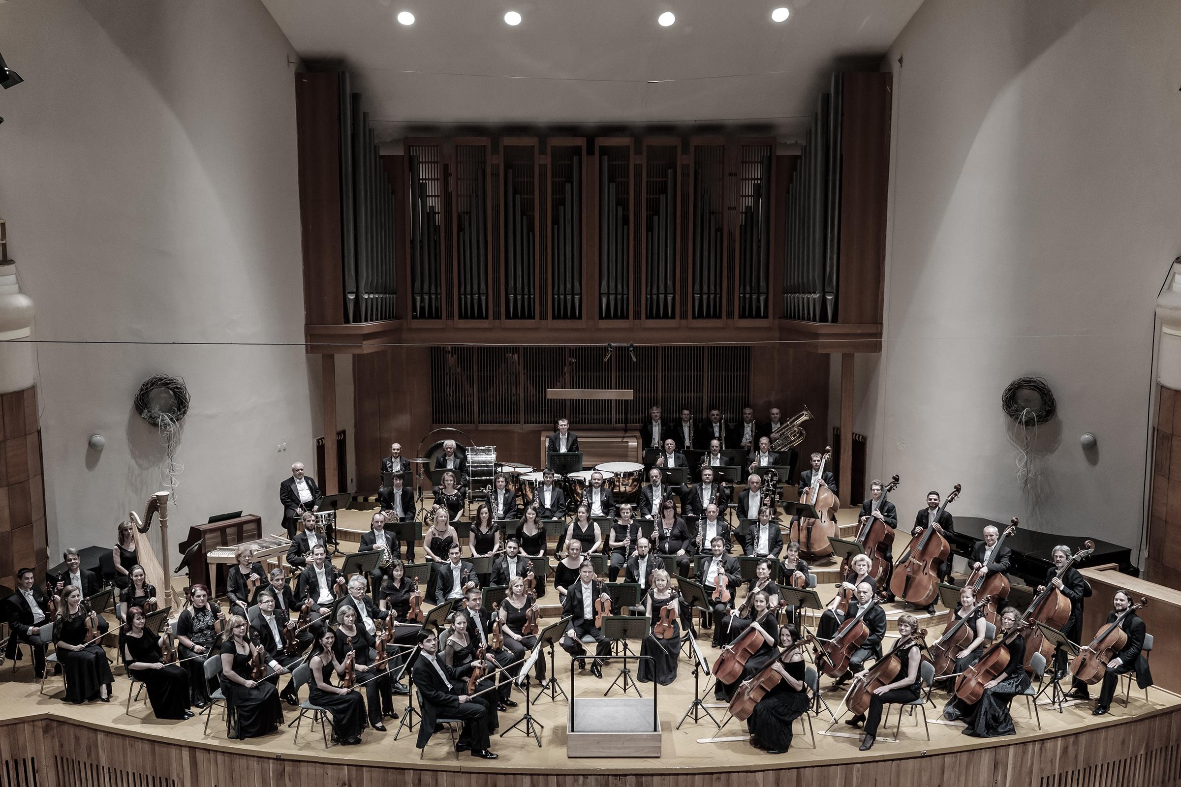 Štátna filharmónia Košice foto Jaroslav Ľaš