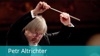 Petr Altrichter, dirigent