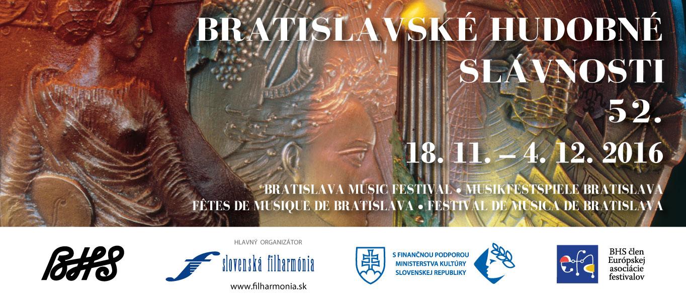 52nd Year of the Bratislava Music Festival