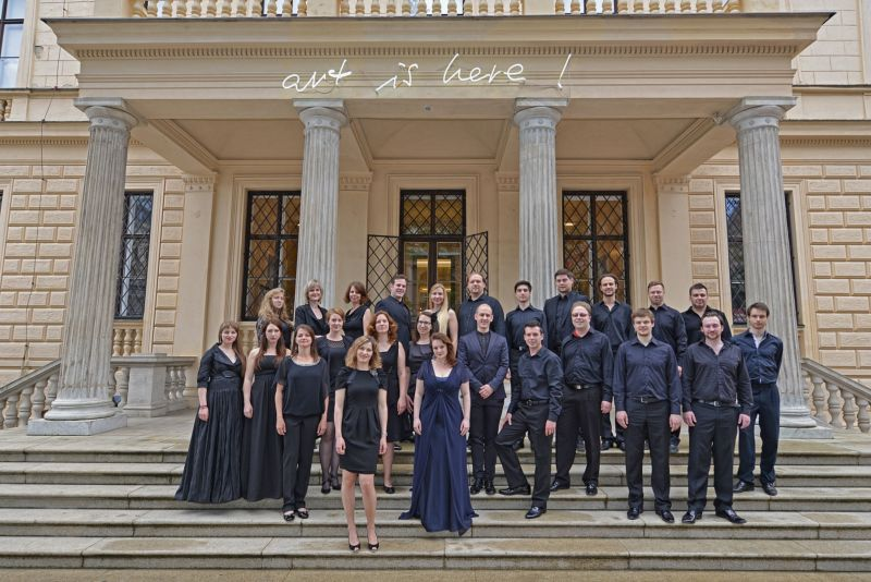 Czech Ensemble Baroque Choir