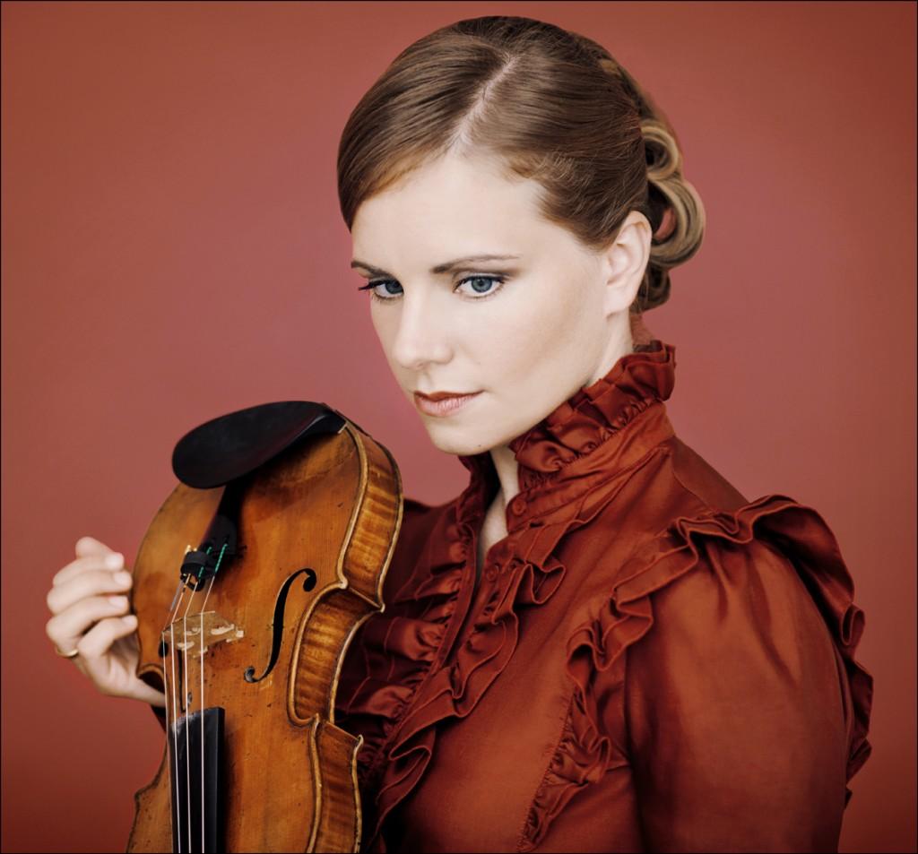 Julia Fischer, foto (c) Decca Felix Broede