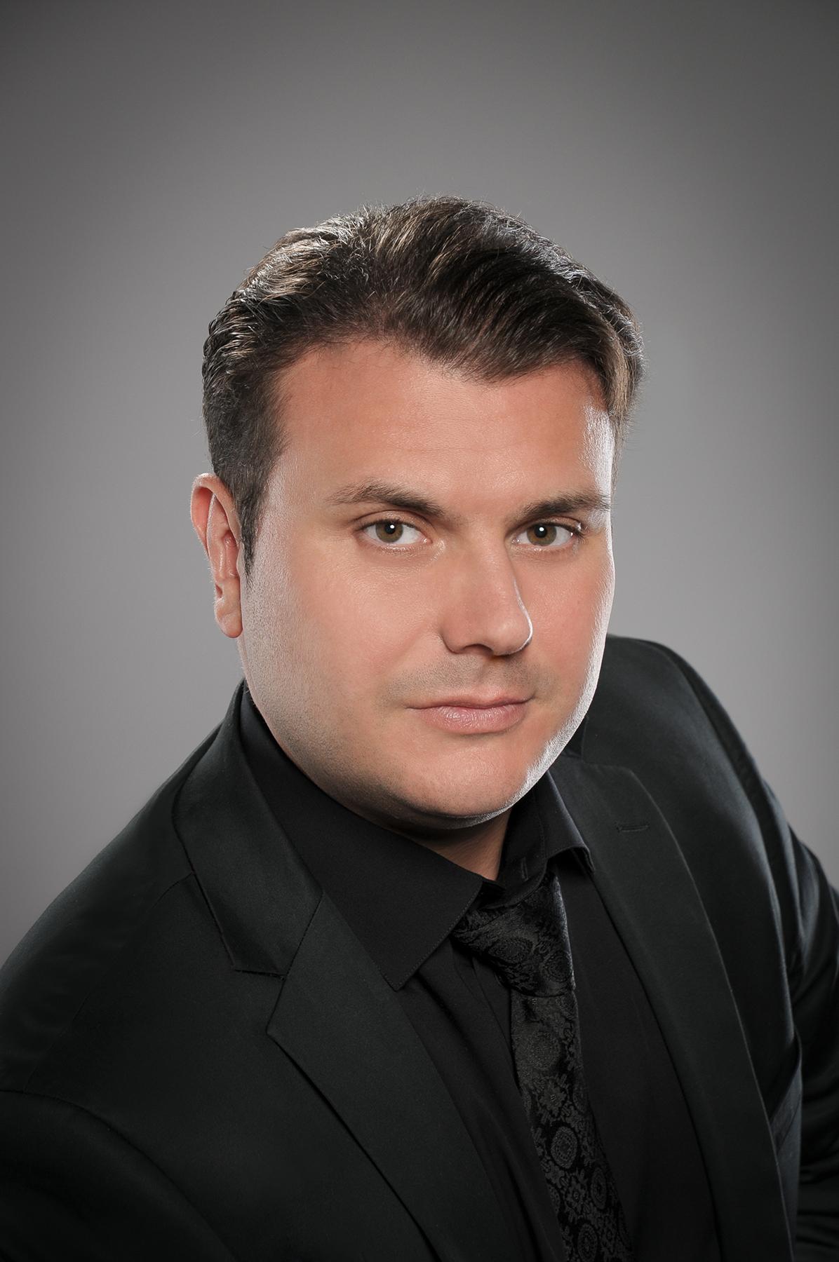 Martin Gyimesi, tenor