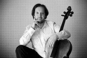 Petr Nouzovský, violončelo