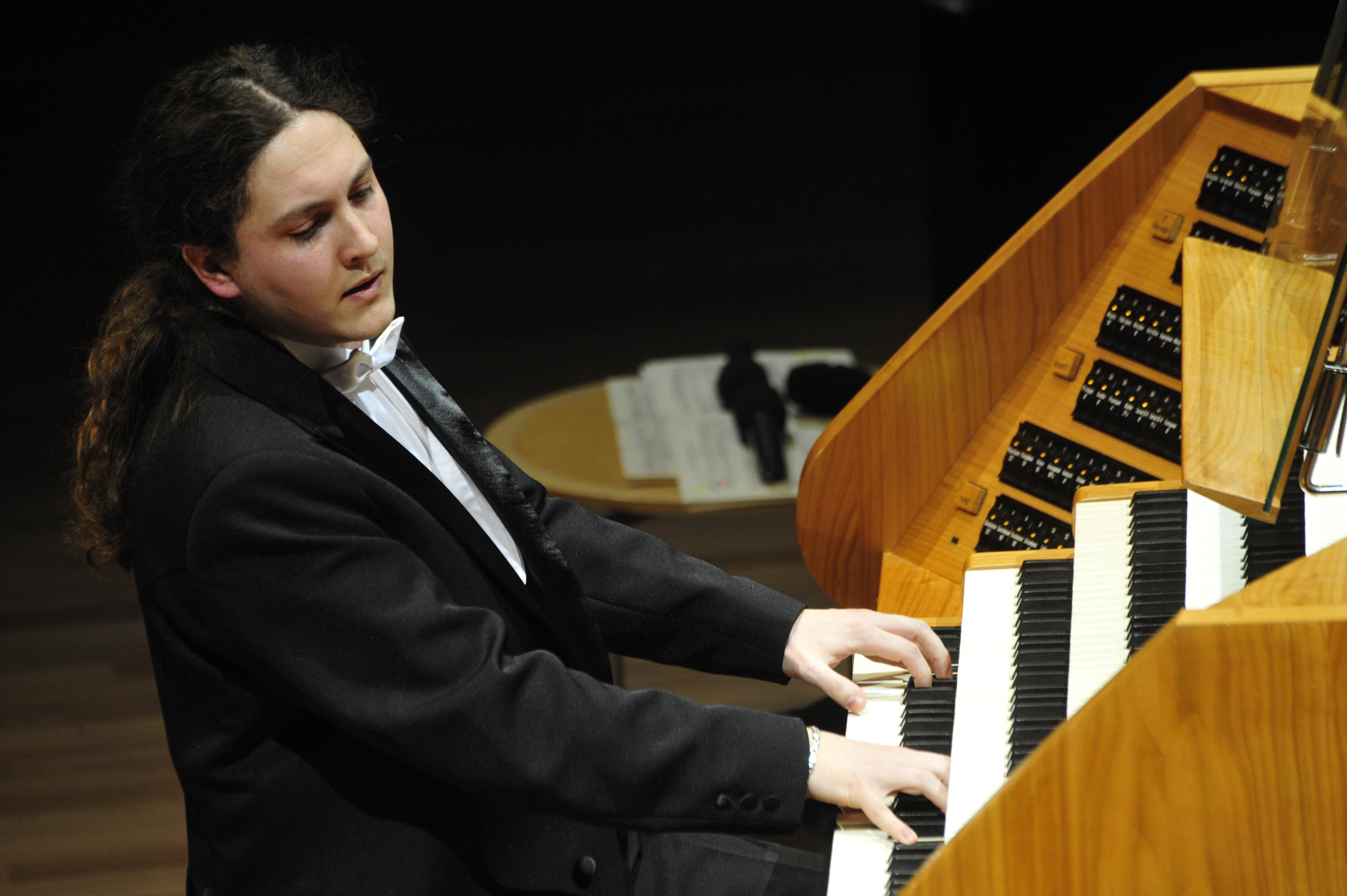 Organový recitál – Szabó Balász