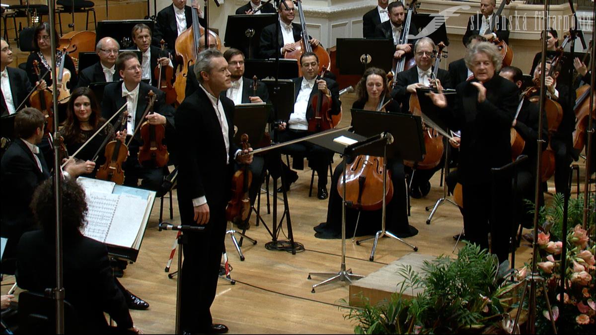 Slovenská filharmónia, James Judd, Vadim Repin