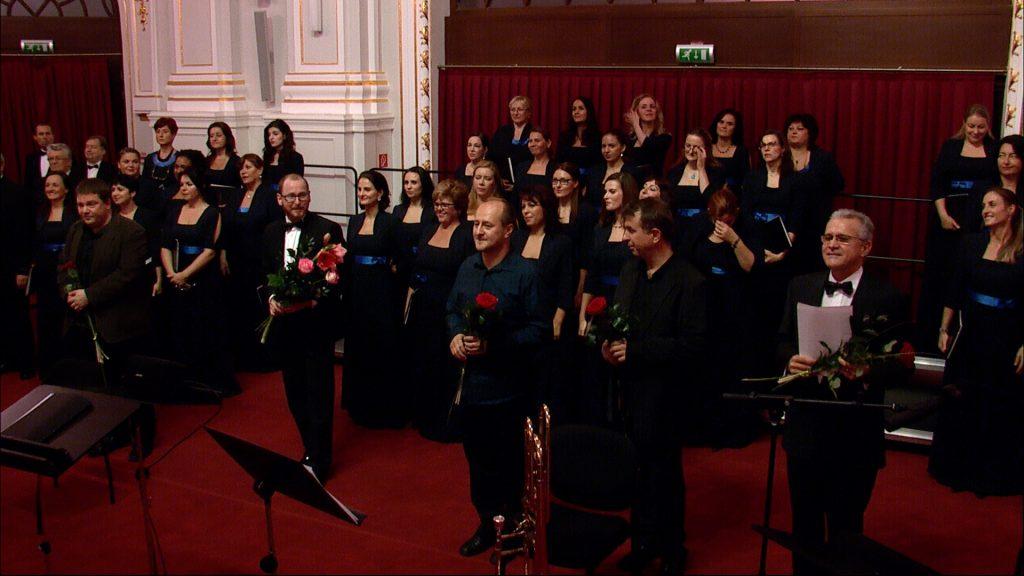 Slovak Philharmonic Choir, Marek Piaček, Jozef Chabroň, Albert Hrubovčák, Michal Motýľ, Štefan Bučko