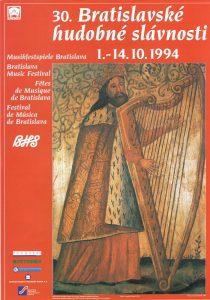 BHS plagát 1994