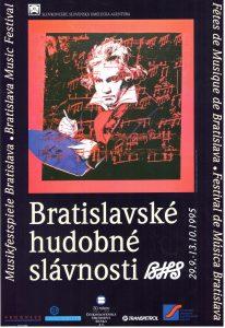 BHS plagát 1995