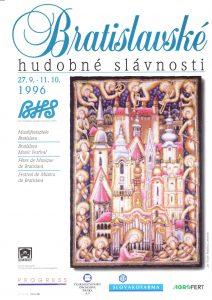 BHS plagát 1996