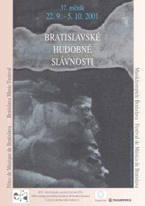 BHS plagát 2001