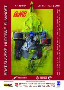 BHS plagát 2011