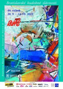 BHS plagát 2012