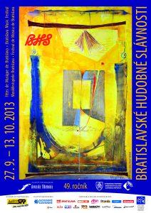 BHS plagát 2013
