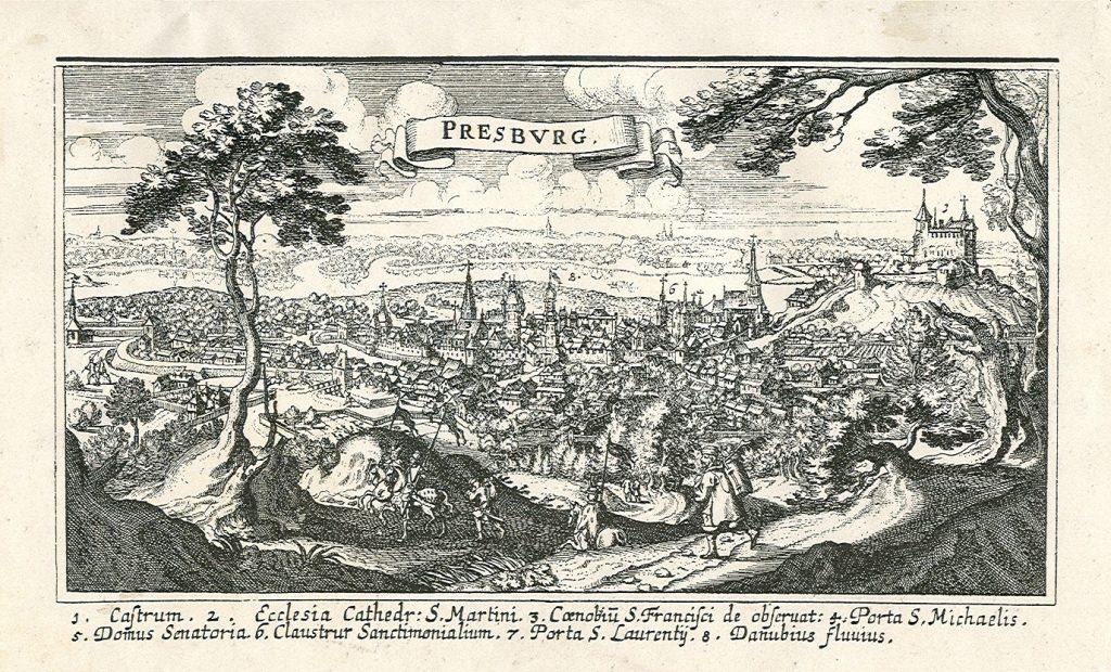 Pressburg – view