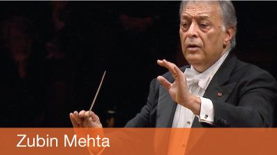 Zubin Mehta, dirigent