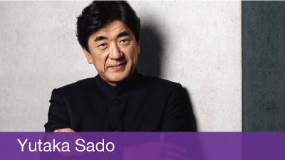 Yutaka Sado, dirigent