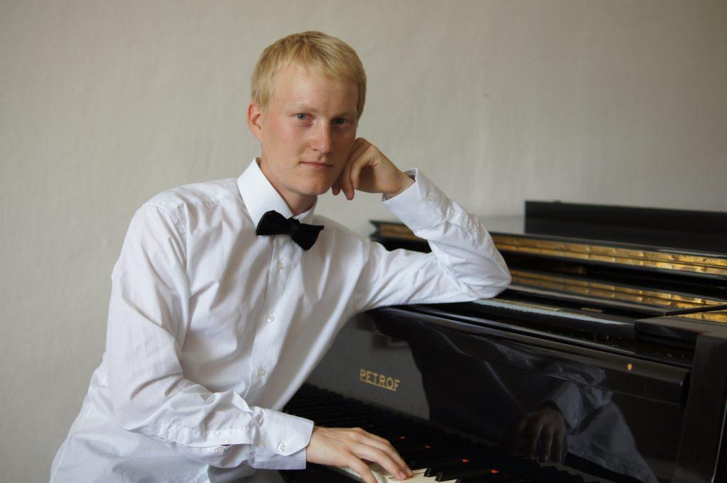 Samuel Michalec, klavír