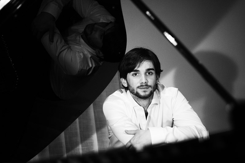Peter Nágel, klavír