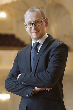 Jozef Chabroň, zbormajster