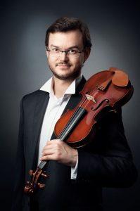 Jan Fišer, husle