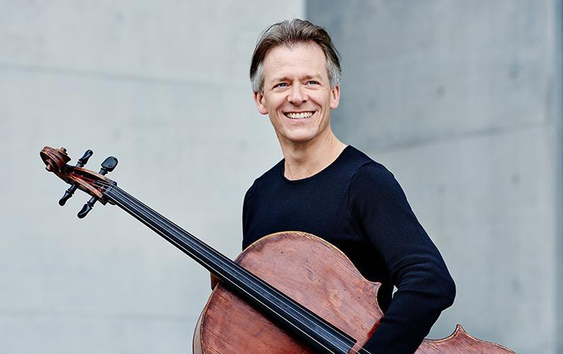 Alban Gerhardt, violončelo