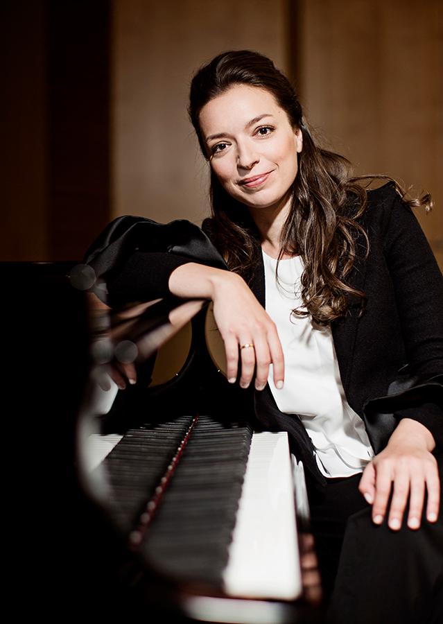 Klavírny recitál – Yulianna Avdeeva
