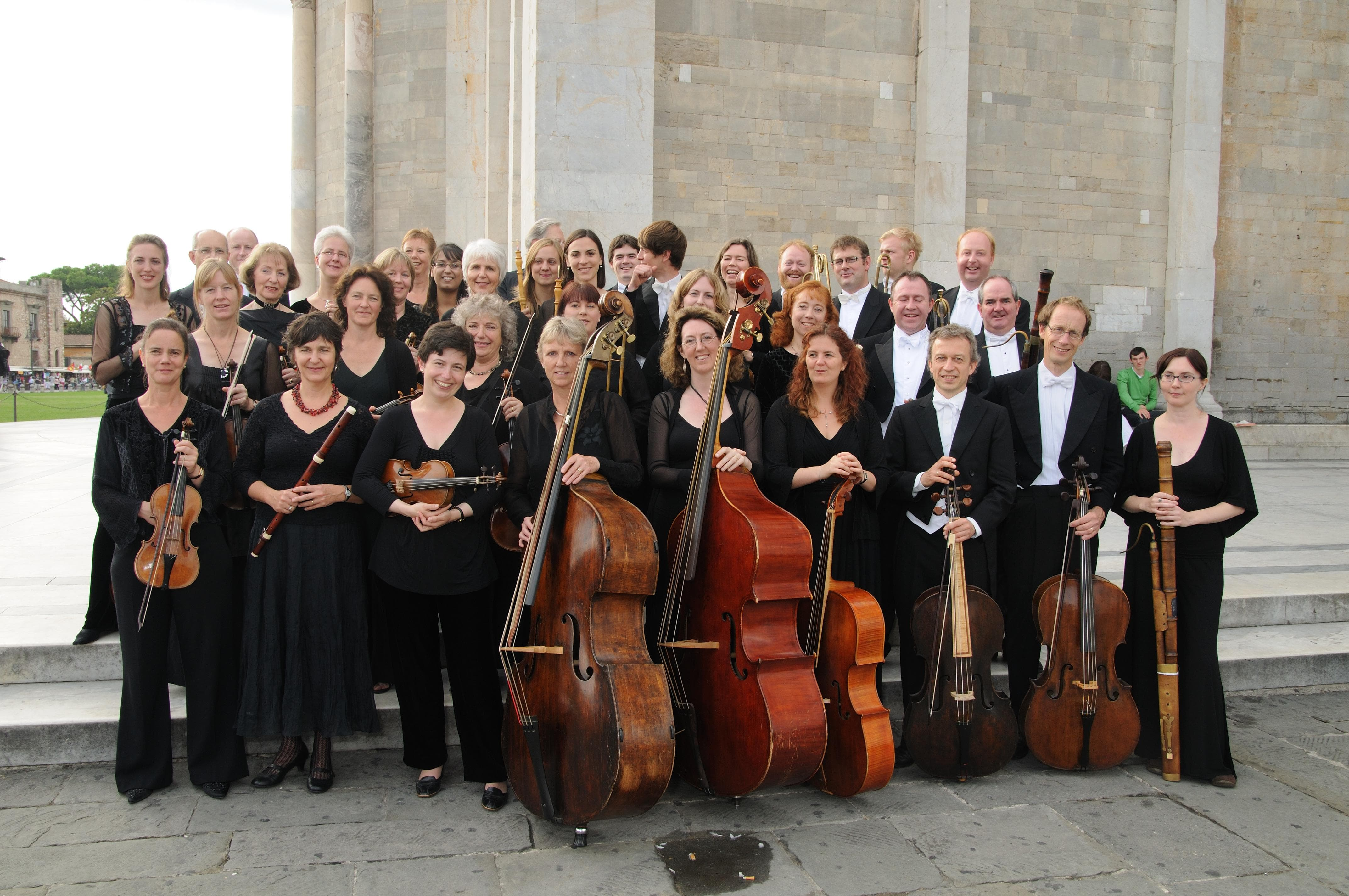 English Baroque Soloists & Monteverdi Choir