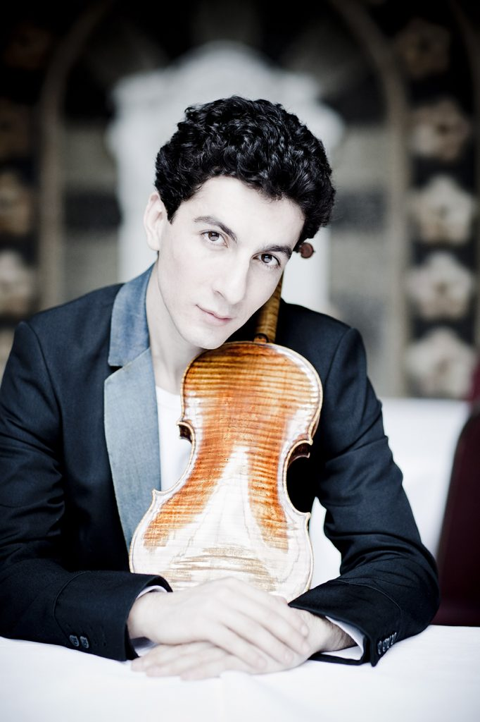 Sergey Khachatryan Violin Photo: Marco Borggreve