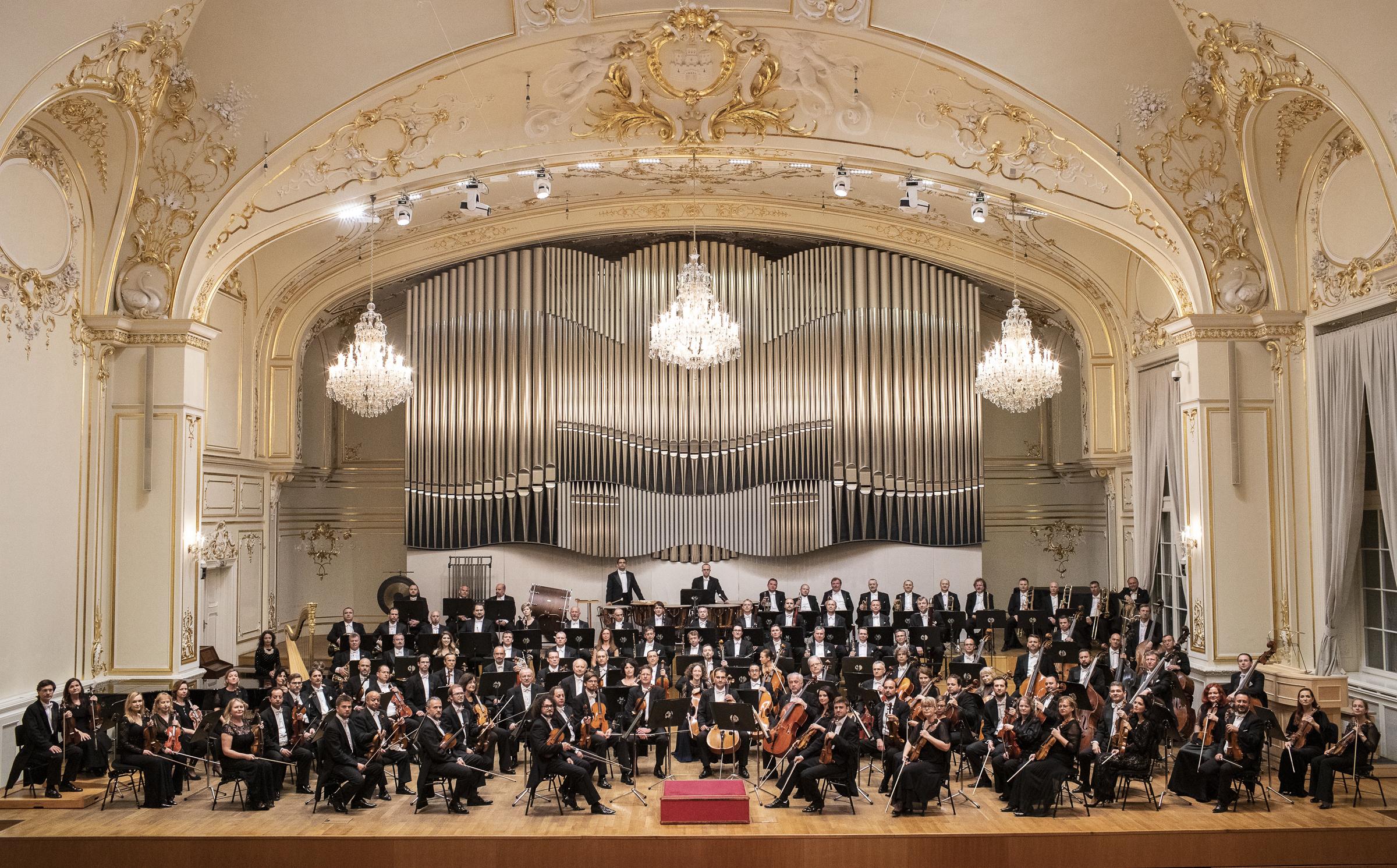 Slovak Philharmonic – 55. Bratislava Music Festival Opening Concert
