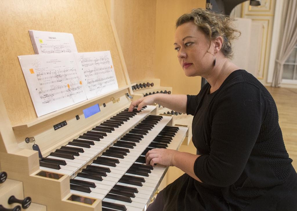 Organový recitál – Monika Melcová