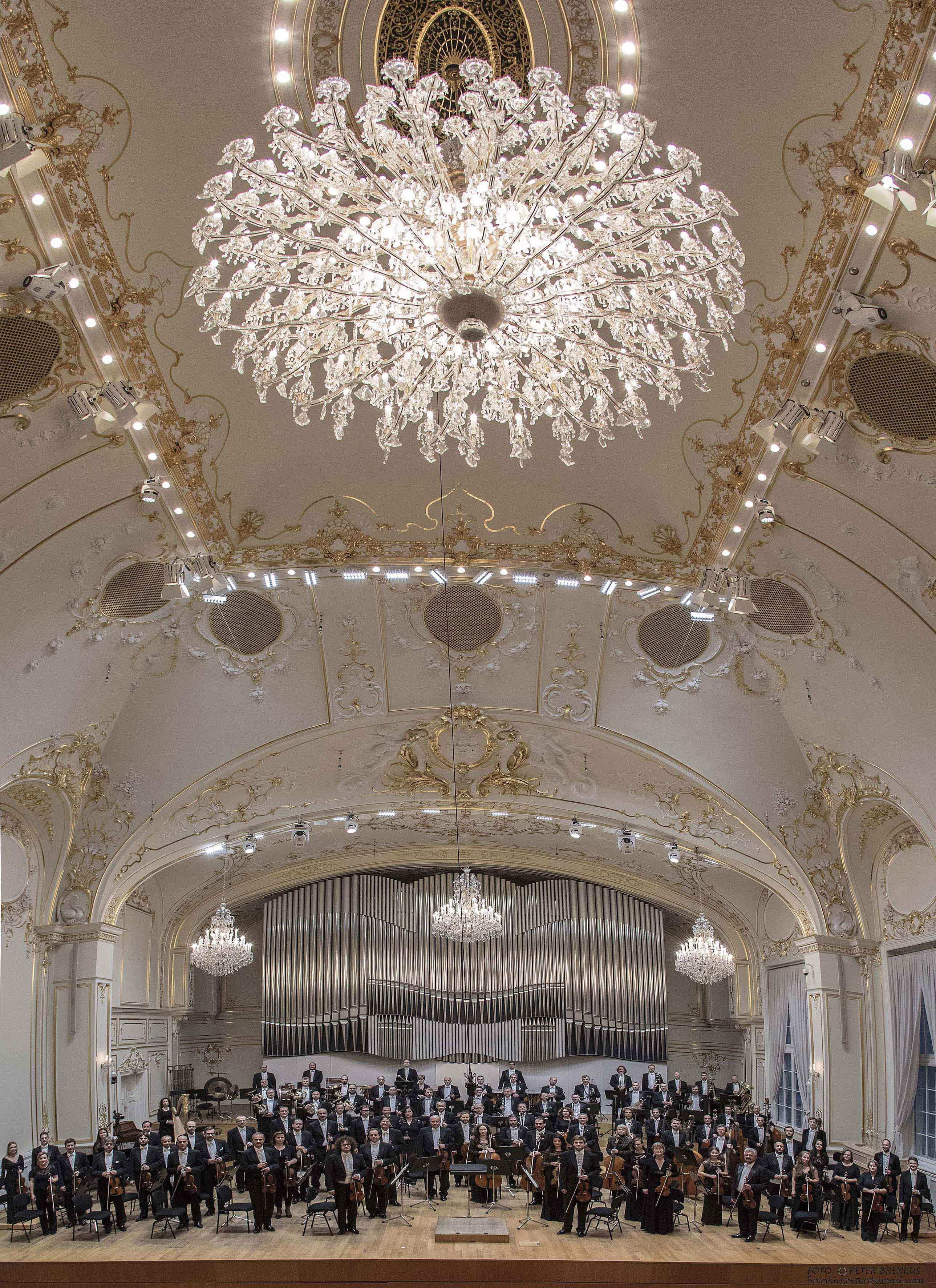 Slovak Philharmonic – 56th Bratislava Music Festival Opening Concert