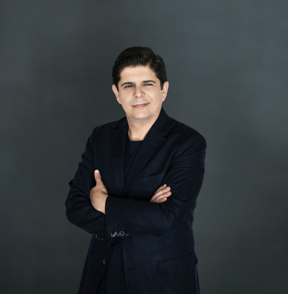Javier Perianes foto Igor Studio