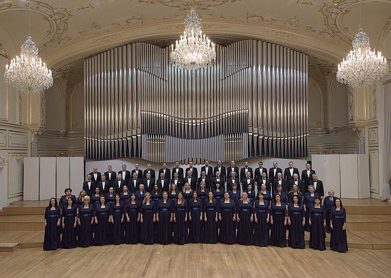 Slovenský filharmonický zbor foto Jan Lukas