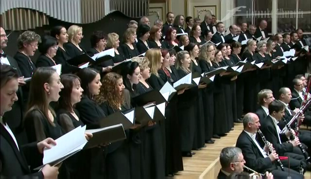 Slovenská filharmónia, Slovenský filharmonický zbor
