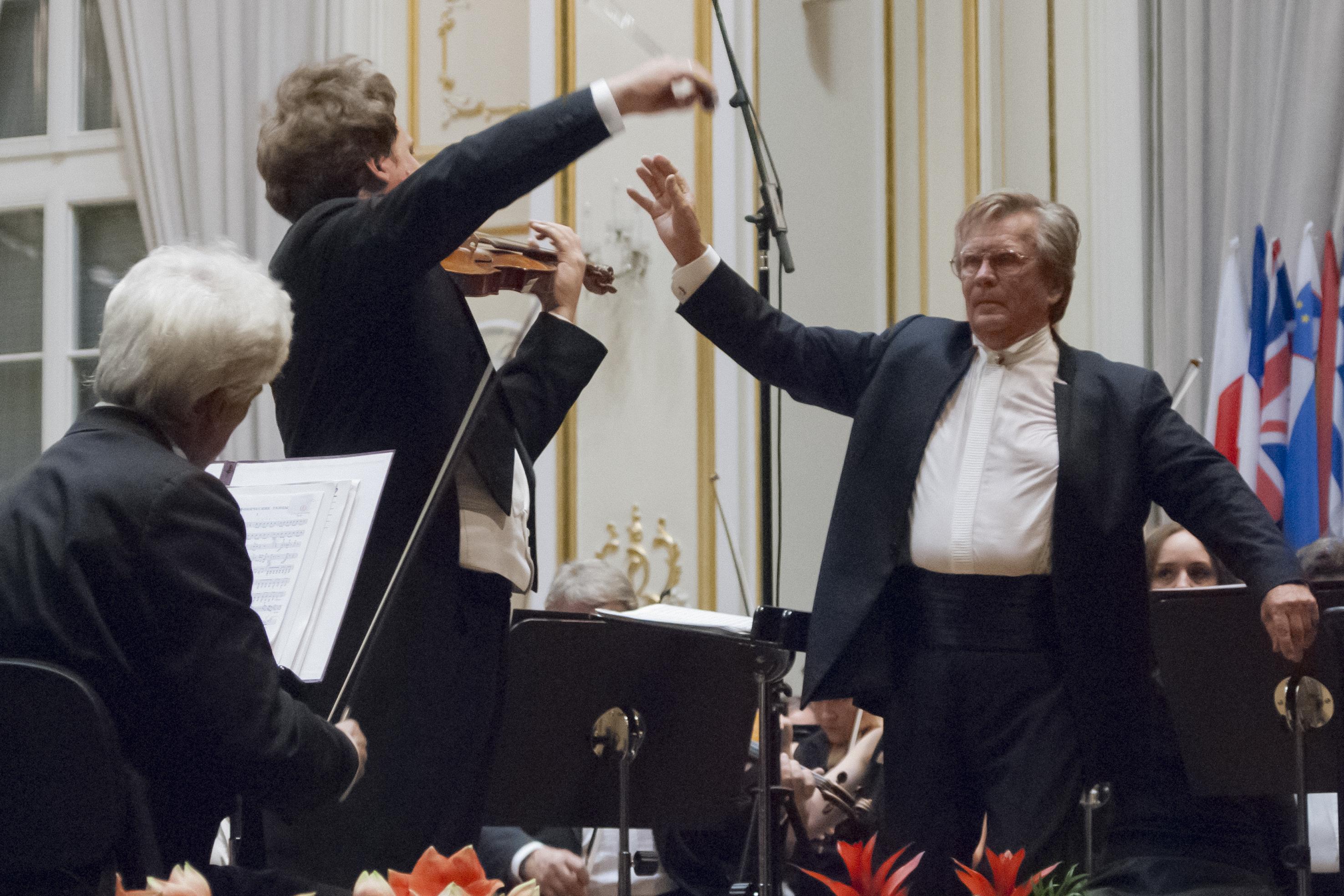 Veľký symfonický orchester P. I. Čajkovského