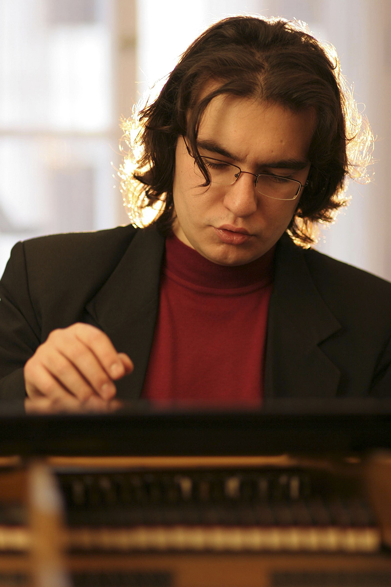 Klavírny recitál – Matej Arendárik